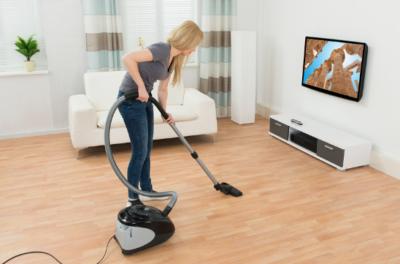 انجام کارهای خانه در کنار ورزش کردن