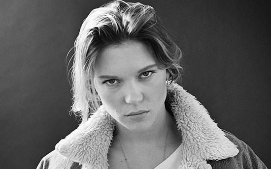 مصاحبه با لیا سدو بازیگر جذاب فرانسوی