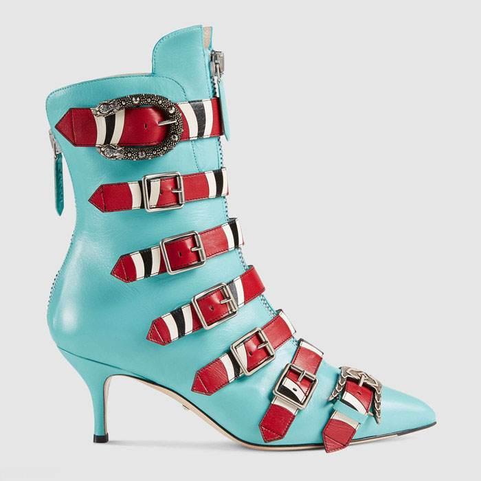 انواع مدل های کفش زنانه مجلسی برند Gucci