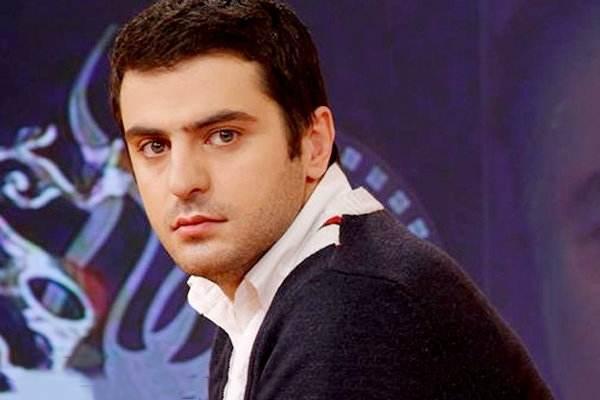 گفتگوی صمیمی با علی ضیاء مجری تلویزیون