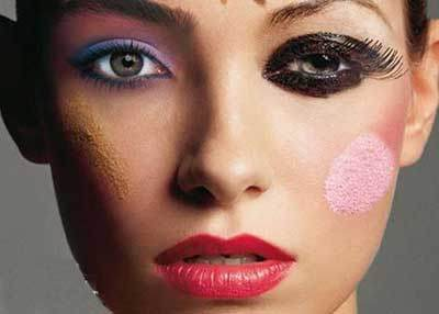 اشتباهات آرایش که صورت شما را نازیبا می کند