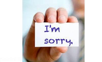 به خاطر این موارد هیچ گاه عذرخواهی لازم نیست