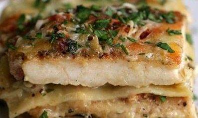آموزش آشپزی لازانیای چیکن آلفردو عالی