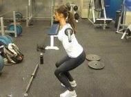 تاثیرات مفید ورزش اسکات روی بدن افراد