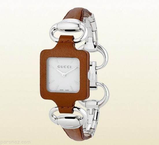 مدل های جدید ساعت مچی مردانه و زنانه Gucci