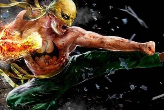 سریال دیدنی Iron Fist را حتما تماشا کنید