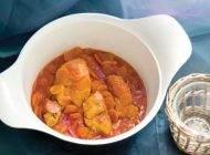 طرز تهیه خورش هویج و آلو برای ناهار خوشمزه