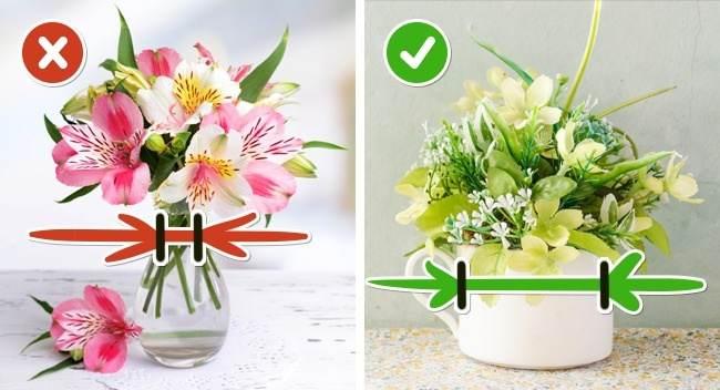 روش های کاربردی برای تازه نگه داشتن گل ها
