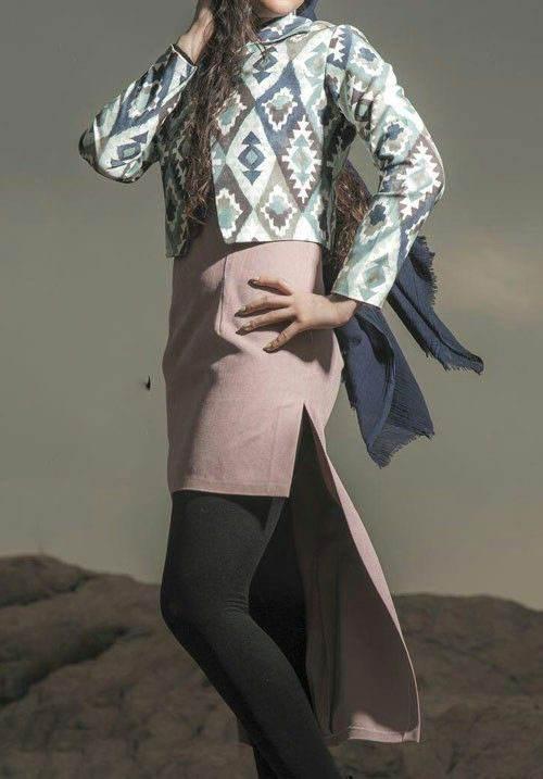 مدل مانتو زیبا و شیک مخصوص فصل بهار نوروز 96