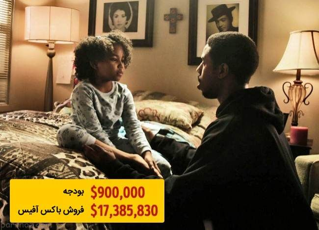 فیلم های کم هزینه اما پرفروش تاریخ سینمای جهان