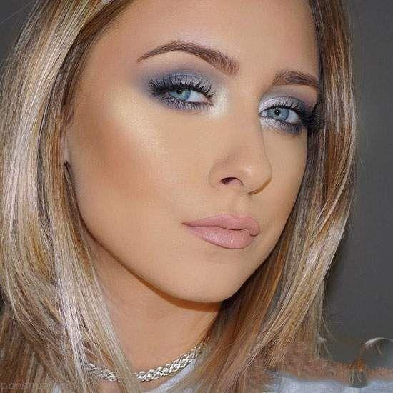 جذاب ترین مدل های آرایش صورت مخصوص عید نوروز