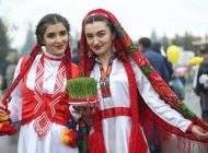 کارناوال نوروزی دختران زیبای تاتار در روسیه