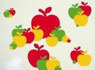 تست هوش تصویری جالب تعداد سیب ها