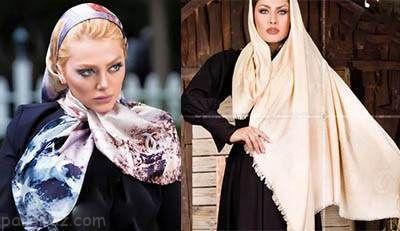 مدل های جدید شال و روسری زنانه 99 – 2020