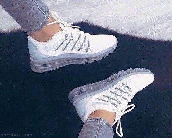 مدل های کفش زنانه اسپرت از بهترین برندهای جهان