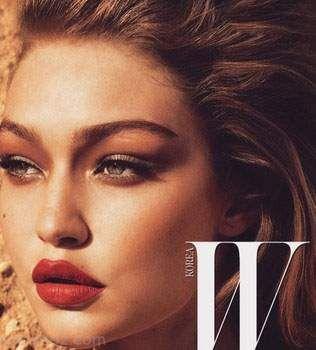 جدیدترین عکس های جی جی حدید مدل زیبای آمریکایی