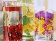 تزیینات شمع مخصوص گرامیداشت روز زن