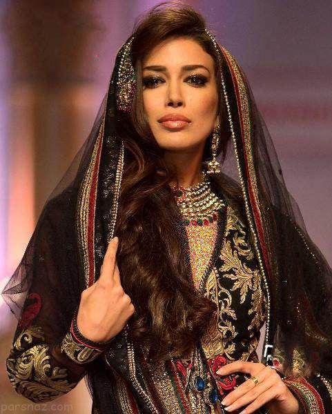 عکس های جدید و زیبای سحر بی نیاز مدل ایرانی