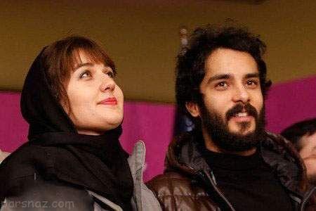 نگاهی به زندگی ساعد سهیلی و همسرش گلوریا هاردی