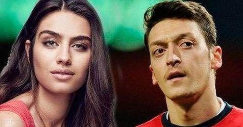 فوتبالیست مشهور و رابطه پنهانی با جذاب ترین دختر ترکیه
