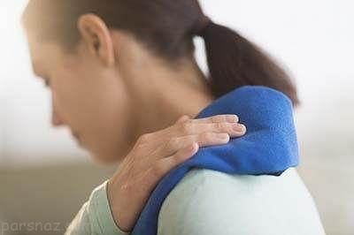 علت های رایج درد در ناحیه گردن و شانه