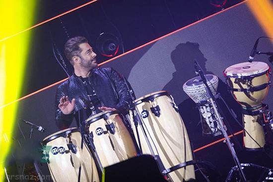 اتفاقات جالب در کنسرت محمدرضا گلزار