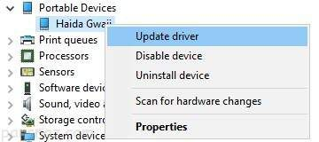 ترفند نصب درایورهای گوشی روی کامپیوتر