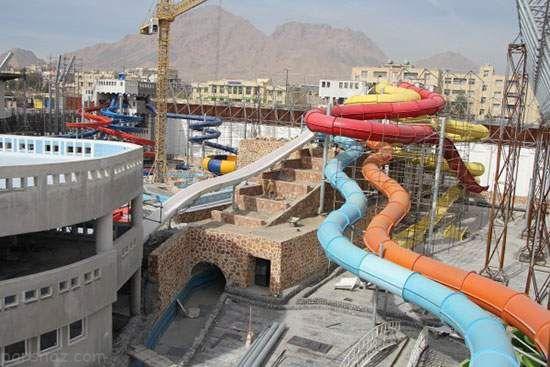 معرفی پارک های آبی پرهیجان برای تعطیلات نوروزی