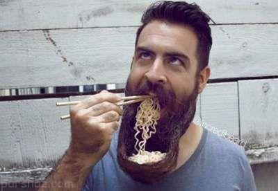 عجیب ترین ریش و سبیل های مردانه در جهان را ببینید