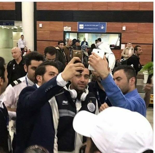ستاره های دنیای فوتبال که تاکنون به ایران آمده اند