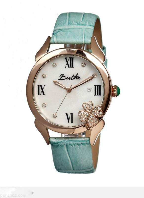 مدل های جدید ساعت زنانه از برند Bertha USA