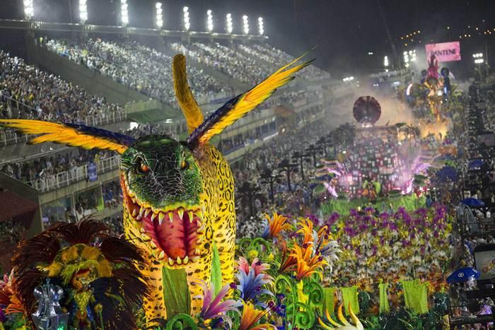 گزارش تصویری جذاب ترین کارناوال های 2017