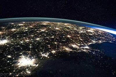 عکس های دیدنی از کره زمین از دوربین فضانورد ناسا