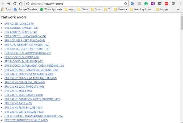 قابلیت های مخفی مرورگر گوگل کروم را بشناسید