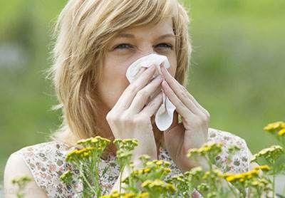 آلرژی و حساسیت همراه با فرا رسیدن فصل بهار