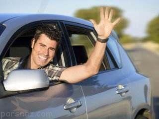 کنترل عصبانیت در هنگام رانندگی و سفرهای نوروزی