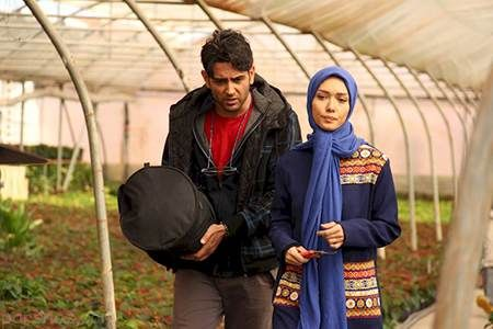 عکس های جدید سریال نوروزی مرز خوشبختی
