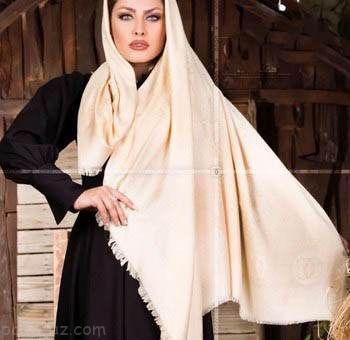 مدل های جدید شال و روسری زنانه 99 - 2020