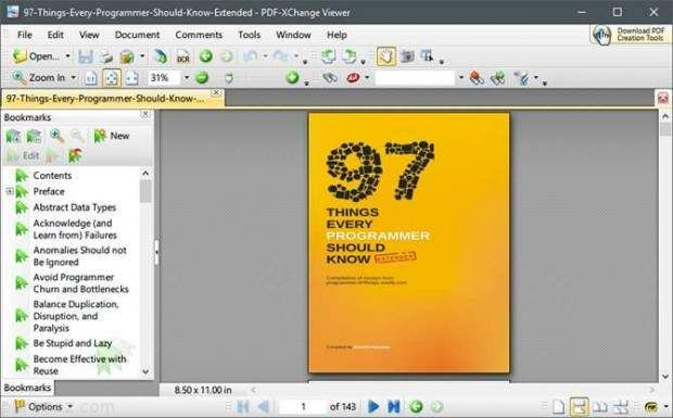 معرفی بهترین نرم افزارها برای خواندن pdf