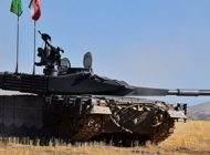 اولین تانک پیشرفته ایرانی با نام کرار رونمایی شد