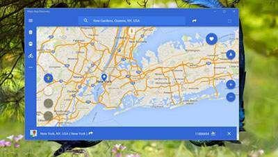 نقشه های گوگل مپ از کجا تهیه می شوند؟