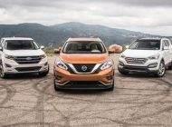 مقایسه خودروهای سانتافه فورد و نیسان