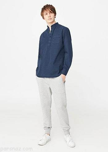 کلکسیون لباس مردانه بهاره Mango