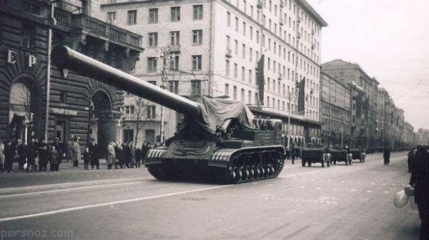 با عجیب ترین اختراعات نظامی کشور روسیه آشنا شوید