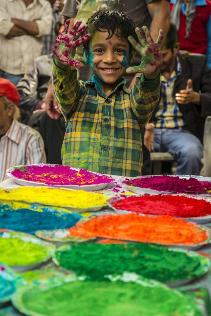 عکس از جشنواره های دیدنی کشور هندوستان