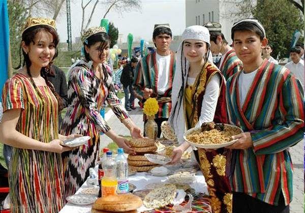 حال و هوای جشن نوروز در کشورهای دنیا
