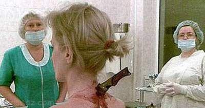 افرادی با جراحات سنگین تا پای مرگ رفتند اما متوجه نشدند