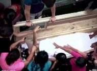 نوعروس 16 ساله به خاک سپرده شده در گور زنده شد