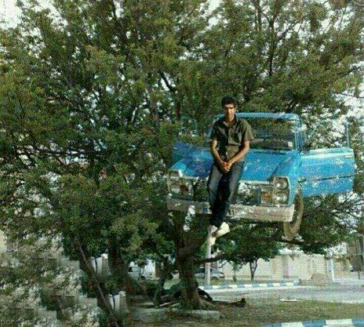 عکس های خنده دار و سوژه های روز ایران (178)