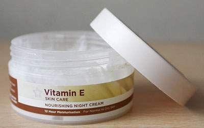 درباره فواید مصرف ویتامین E برای پوست